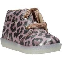 Παπούτσια Κορίτσι Ψηλά Sneakers Falcotto 2012821 12 Ροζ