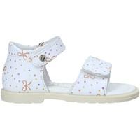 Παπούτσια Κορίτσι Σανδάλια / Πέδιλα Falcotto 502701 01 λευκό
