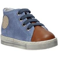 Παπούτσια Παιδί Ψηλά Sneakers Falcotto 2014600 01 καφέ