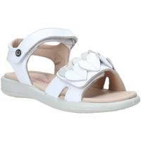 Παπούτσια Κορίτσι Σανδάλια / Πέδιλα Naturino 502857 01 λευκό