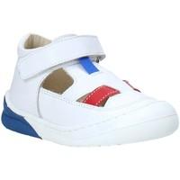 Παπούτσια Παιδί Σανδάλια / Πέδιλα Naturino 2014750 01 λευκό