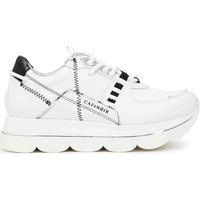 Παπούτσια Γυναίκα Χαμηλά Sneakers Café Noir DB1330 λευκό