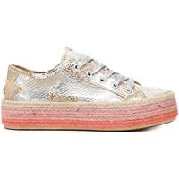 Παπούτσια Γυναίκα Χαμηλά Sneakers Café Noir DG9570 Κίτρινος
