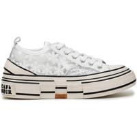 Παπούτσια Γυναίκα Χαμηλά Sneakers Café Noir DM9020 λευκό