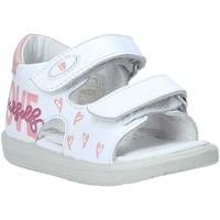 Παπούτσια Κορίτσι Σανδάλια / Πέδιλα Falcotto 1500899 02 λευκό