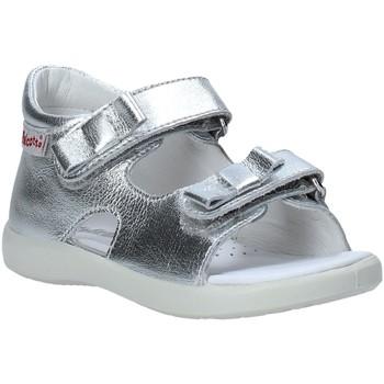 Παπούτσια Κορίτσι Σανδάλια / Πέδιλα Falcotto 1500771 02 Ασήμι