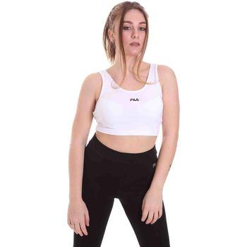 Υφασμάτινα Γυναίκα Αθλητικά μπουστάκια  Fila 688485 λευκό