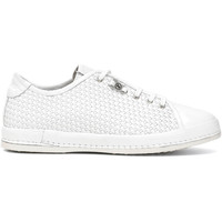 Παπούτσια Άνδρας Sneakers Café Noir PT1030 λευκό