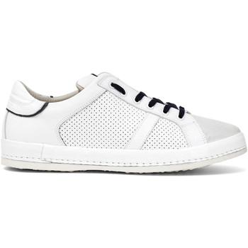 Παπούτσια Άνδρας Χαμηλά Sneakers Café Noir PT1050 λευκό