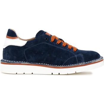 Παπούτσια Άνδρας Χαμηλά Sneakers Café Noir TS6010 Μπλε