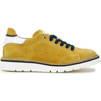 Παπούτσια Άνδρας Sneakers Café Noir TS6010 Κίτρινος