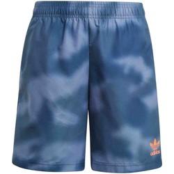 Υφασμάτινα Παιδί Μαγιώ / shorts για την παραλία adidas Originals GN4133 Μπλε
