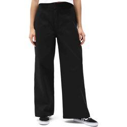 Υφασμάτινα Γυναίκα Παντελόνια Chino/Carrot Dickies DK0A4X7WBLK1 Μαύρος