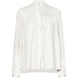 Υφασμάτινα Γυναίκα Πουκάμισα Calvin Klein Jeans K20K202626 λευκό