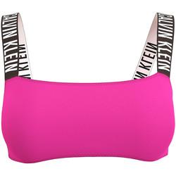 Υφασμάτινα Γυναίκα Αθλητικά μπουστάκια  Calvin Klein Jeans KW0KW01228 Ροζ