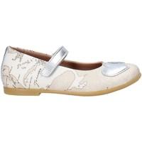 Παπούτσια Κορίτσι Μπαλαρίνες Alviero Martini 0596 0934 λευκό