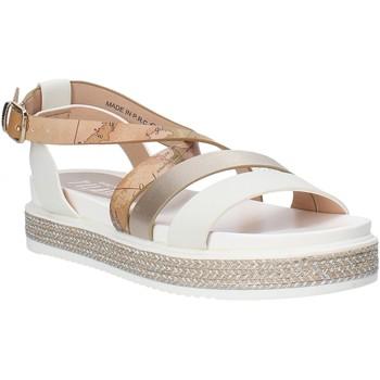 Παπούτσια Κορίτσι Σανδάλια / Πέδιλα Alviero Martini 0578 0326 λευκό
