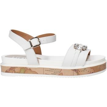 Παπούτσια Κορίτσι Σανδάλια / Πέδιλα Alviero Martini 0575 0326 λευκό