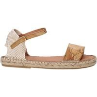 Παπούτσια Κορίτσι Σανδάλια / Πέδιλα Alviero Martini E190 9430 καφέ