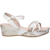 Παπούτσια Κορίτσι Σανδάλια / Πέδιλα Alviero Martini 0641 0910 λευκό