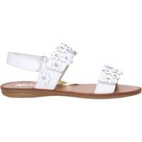 Παπούτσια Κορίτσι Σανδάλια / Πέδιλα Naturino 502338 01 λευκό