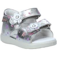 Παπούτσια Κορίτσι Σανδάλια / Πέδιλα Falcotto 1500896 04 Ασήμι