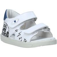 Παπούτσια Παιδί Σανδάλια / Πέδιλα Falcotto 1500899 01 λευκό