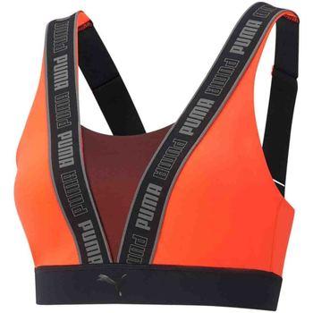 Υφασμάτινα Γυναίκα Αθλητικά μπουστάκια  Puma 520401 Πορτοκάλι