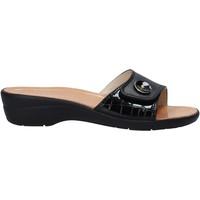 Παπούτσια Γυναίκα Τσόκαρα Susimoda 1651 Μαύρος