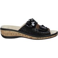 Παπούτσια Γυναίκα Τσόκαρα Susimoda 1804P Μαύρος