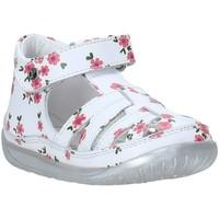 Παπούτσια Κορίτσι Σανδάλια / Πέδιλα Falcotto 1500814 12 λευκό