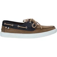 Παπούτσια Άνδρας Boat shoes Café Noir TR7010 καφέ