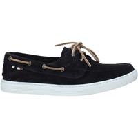 Παπούτσια Άνδρας Boat shoes Café Noir TR6010 Μπλε