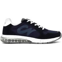 Παπούτσια Άνδρας Χαμηλά Sneakers Café Noir MT9210 Μπλε