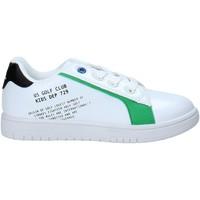 Παπούτσια Παιδί Χαμηλά Sneakers U.s. Golf S21-S00UK811 λευκό