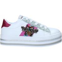 Παπούτσια Παιδί Χαμηλά Sneakers Sweet Years S21-S00SK416 λευκό