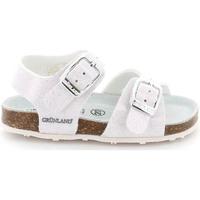 Παπούτσια Παιδί Σανδάλια / Πέδιλα Grunland SB1258 λευκό