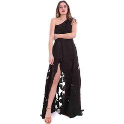 Υφασμάτινα Γυναίκα Μακριά Φορέματα Federica Tosi FTE20AB070.0CH0013 Μαύρος