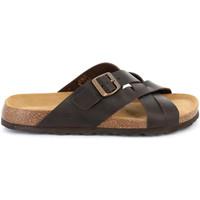 Παπούτσια Άνδρας Τσόκαρα Grunland CB2635 καφέ