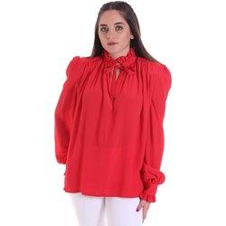 Υφασμάτινα Γυναίκα Μπλούζες Cristinaeffe 0138 2291 το κόκκινο