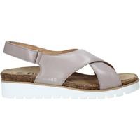Παπούτσια Γυναίκα Σανδάλια / Πέδιλα Mephisto P5136572 Γκρί