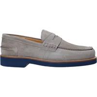Παπούτσια Άνδρας Μοκασσίνια Exton 2102 Γκρί