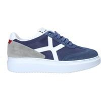 Παπούτσια Άνδρας Χαμηλά Sneakers Exton 951 Μπλε