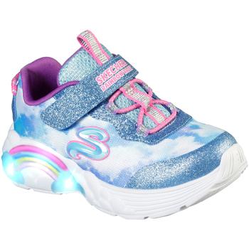 Παπούτσια Παιδί Sneakers Skechers 302300N Μπλε