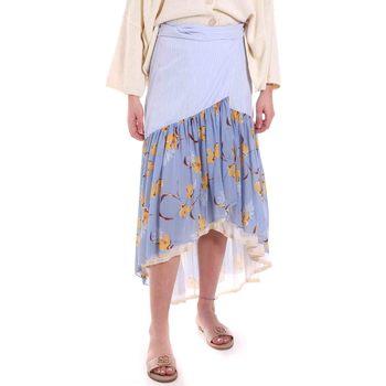 Υφασμάτινα Γυναίκα Φούστες Alessia Santi 011SD75003 Μπλε