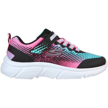 Παπούτσια Παιδί Χαμηλά Sneakers Skechers 302430L Μαύρος