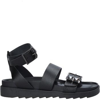 Παπούτσια Γυναίκα Σανδάλια / Πέδιλα Apepazza S1SOFTWLK05/LEA Μαύρος