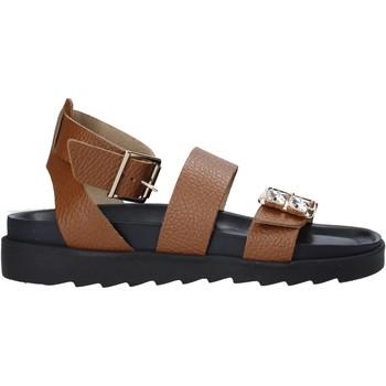 Παπούτσια Γυναίκα Σανδάλια / Πέδιλα Apepazza S1SOFTWLK05/LEA καφέ