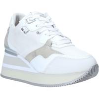 Παπούτσια Γυναίκα Χαμηλά Sneakers Apepazza S1HIGHNEW07/NYL λευκό