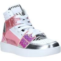 Παπούτσια Γυναίκα Ψηλά Sneakers Pyrex PY050111 Ροζ
